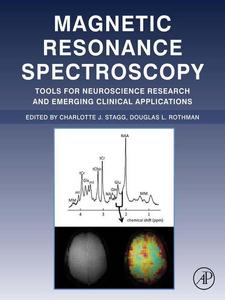 Ebook in inglese Magnetic Resonance Spectroscopy -, -