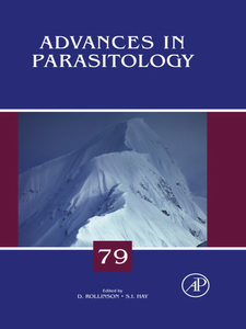 Ebook in inglese Advances in Parasitology -, -