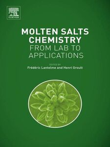 Ebook in inglese Molten Salts Chemistry Groult, Henri , Lantelme, Frederic