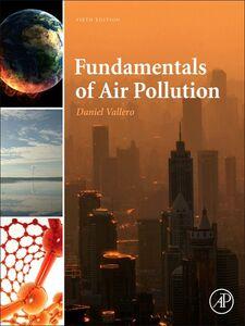 Ebook in inglese Fundamentals of Air Pollution Vallero, Daniel
