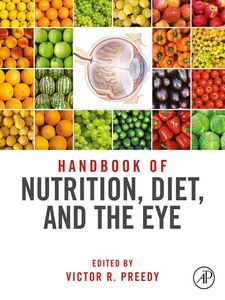 Ebook in inglese Handbook of Nutrition, Diet and the Eye -, -