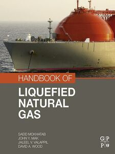 Ebook in inglese Handbook of Liquefied Natural Gas Mak, John Y. , Mokhatab, Saeid , Valappil, Jaleel V. , Wood, David A.