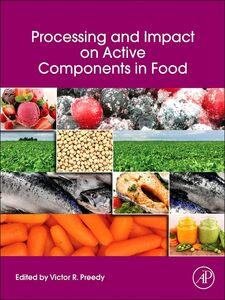 Ebook in inglese Processing and Impact on Active Components in Food