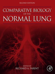 Ebook in inglese Comparative Biology of the Normal Lung -, -