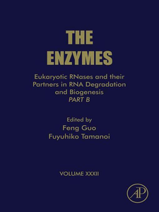 Ebook in inglese Eukaryotic RNases and Their Partners in RNA Degradation and Biogenesis -, -