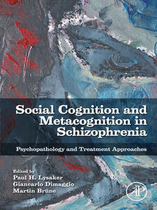 Ebook in inglese Social Cognition and Metacognition in Schizophrenia