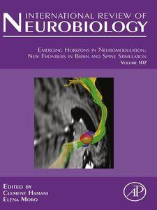 Ebook in inglese Emerging Horizons in Neuromodulation -, -
