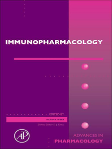 Ebook in inglese Immunopharmacology -, -