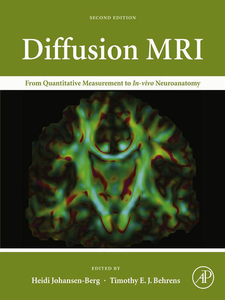 Ebook in inglese Diffusion MRI -, -