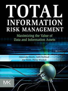 Foto Cover di Total Information Risk Management, Ebook inglese di AA.VV edito da Elsevier Science