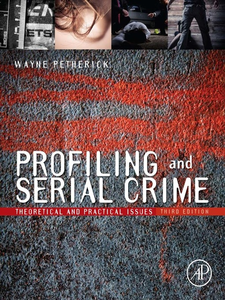Ebook in inglese Profiling and Serial Crime Petherick, Wayne