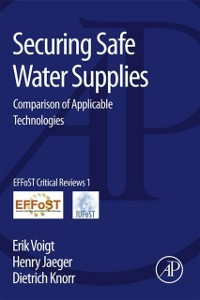 Ebook in inglese Securing Safe Water Supplies Jaeger, Henry , Knorr, Dietrich , Voigt, Erik