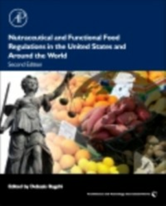Ebook in inglese Nutraceutical and Functional Food Regulations in the United States and Around the World -, -