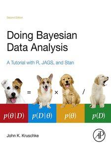 Foto Cover di Doing Bayesian Data Analysis, Ebook inglese di John Kruschke, edito da Elsevier Science