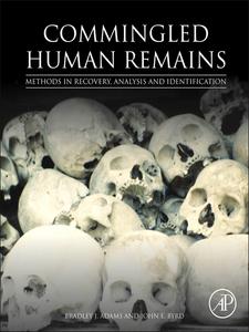 Ebook in inglese Commingled Human Remains Adams, Bradley , Byrd, John