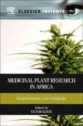 Medicinal Plant Research in Africa