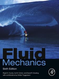 Ebook in inglese Fluid Mechanics Cohen, Ira M. , Dowling, David R , Kundu, Pijush K.