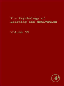 Ebook in inglese The Psychology of Learning and Motivation -, -
