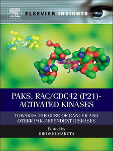Ebook in inglese PAKs, RAC/CDC42 (p21)-activated Kinases