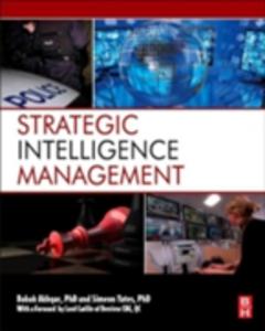 Ebook in inglese Strategic Intelligence Management -, -