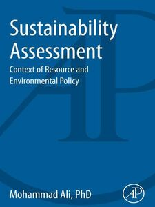 Ebook in inglese Sustainability Assessment Ali, Mohammad