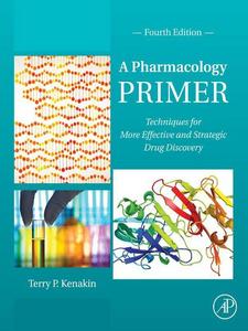 Ebook in inglese A Pharmacology Primer Kenakin, Terry
