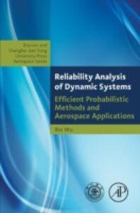 Ebook in inglese Reliability Analysis of Dynamic Systems Wu, Bin