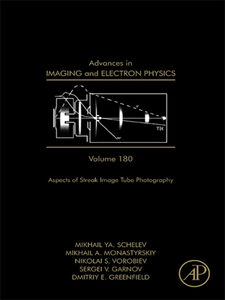 Ebook in inglese Advances in Imaging and Electron Physics