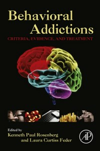 Ebook in inglese Behavioral Addictions -, -