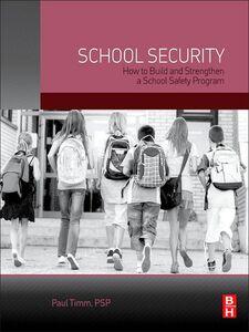 Ebook in inglese School Security Timm, Paul