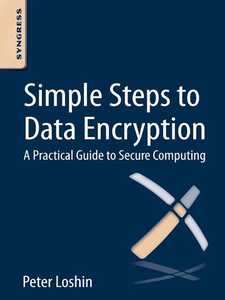 Ebook in inglese Simple Steps to Data Encryption Loshin, Peter