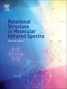 Ebook in inglese Rotational Structure in Molecular Infrared Spectra Lauro, Carlo di