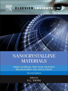 Ebook in inglese Nanocrystalline Materials Tjong, Sie-Chin