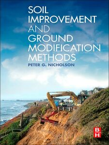 Ebook in inglese Soil Improvement and Ground Modification Methods Nicholson, Peter G.