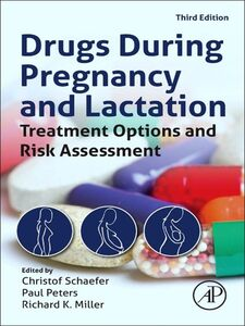 Ebook in inglese Drugs During Pregnancy and Lactation
