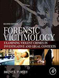 Ebook in inglese Forensic Victimology Turvey, Brent E.