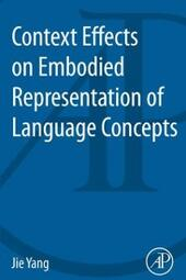 Context Effects on Embodied Representation of Language Concepts