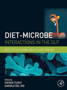 Ebook in inglese Diet-Microbe Interactions in the Gut