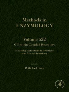 Foto Cover di G Protein Coupled Receptors, Ebook inglese di  edito da Elsevier Science