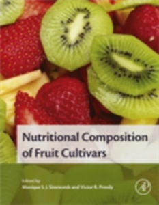 Ebook in inglese Nutritional Composition of Fruit Cultivars -, -
