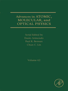 Foto Cover di Advances in Atomic, Molecular, and Optical Physics, Ebook inglese di  edito da Elsevier Science