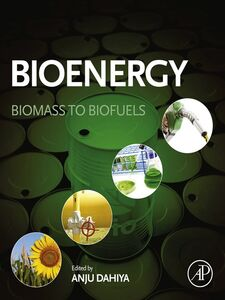 Ebook in inglese Bioenergy -, -
