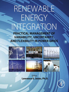 Ebook in inglese Renewable Energy Integration Jones, Lawrence E.