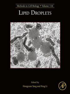 Ebook in inglese Lipid Droplets