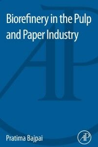 Foto Cover di Biorefinery in the Pulp and Paper Industry, Ebook inglese di Pratima Bajpai, edito da Elsevier Science