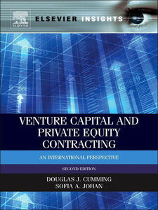 Foto Cover di Venture Capital and Private Equity Contracting, Ebook inglese di Douglas J. Cumming,Sofia A. Johan, edito da Elsevier Science