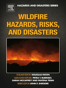 Ebook in inglese Wildfire Hazards, Risks, and Disasters