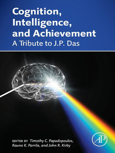 Ebook in inglese Cognition, Intelligence, and Achievement -, -