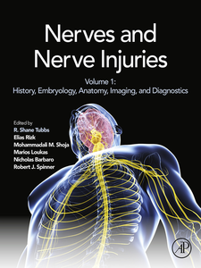 Ebook in inglese Nerves and Nerve Injuries, Volume 1