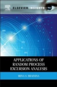 Ebook in inglese Applications of Random Process Excursion Analysis Brainina, Irina S.
